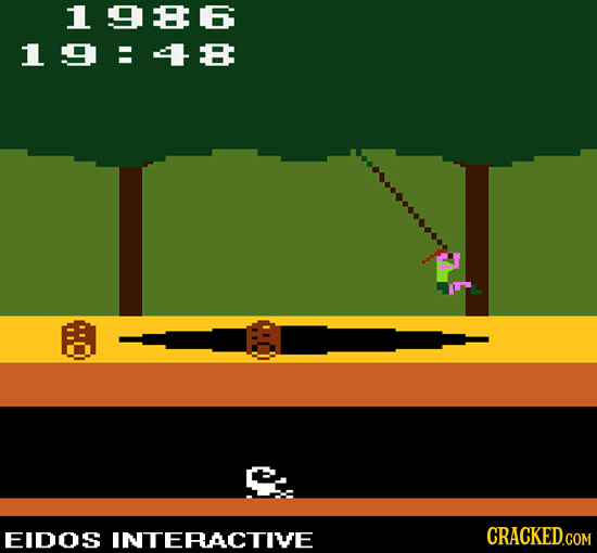 35 Famous Video Games (If They Were Made in Different Eras)