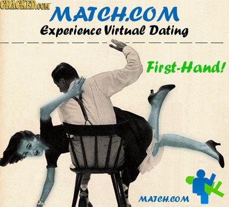 CRACKED.OON MATCHCOM Experience Virtual Dating First- Hand! MACHCOM