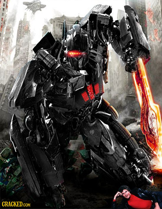 16 Tiny Changes That Would Totally Fix Transformers Movies