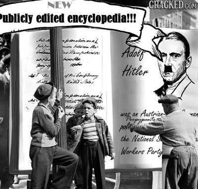 NEW CRACKED ublicly edited encyclopedia!!! het hne Me' wHampheiin Adotf th onvsr Hitler f ho mpmgy Meoes Aastriar- was an Poopepante Atk' the Natioral