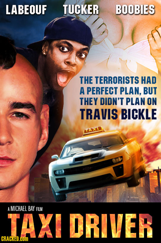If Classic Movies Were Remade By Michael Bay