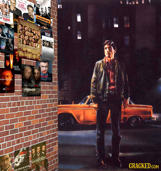 28 Surprising Unseen Sides of Famous Movie Posters