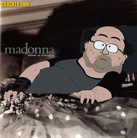CRACKED.cOM madonna MAe AS Argks