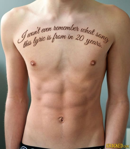 17 Ways Your Tattoos & Fashion Scream 'This Is Who I Am'