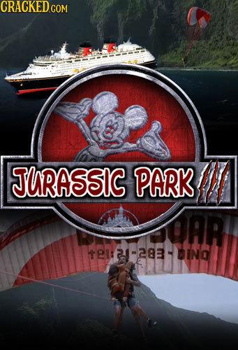 CRACKED JURASSIC PARK te:-283iN0