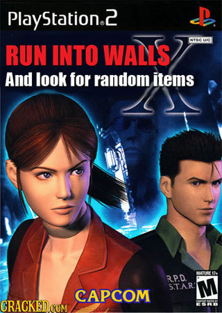 If Video Game Covers Were Honest