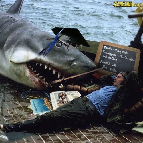 CRACKEDCOT Mellle. Hemnieguag- tuby Dick a hhe Sua The ou Aa Parallels gou witk tMe HEMNICEM