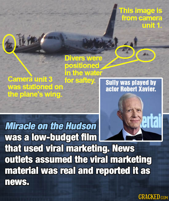 12 Weirdly Plausible Conspiracy Theories We Just Made Up