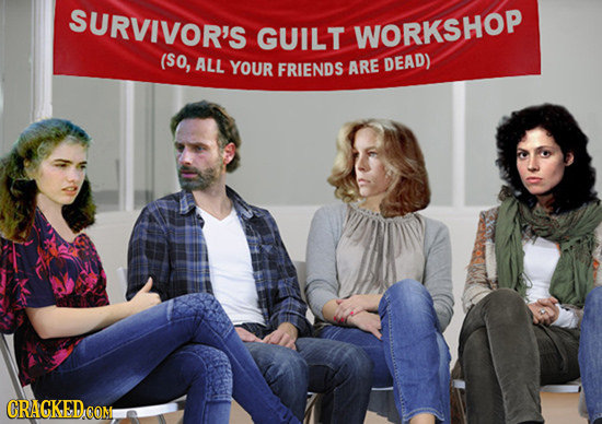 SURVIVOR'S GUILT WORKSHOP (S, ALL YOUR FRIENDS ARE DEAD) CRAGKED COM