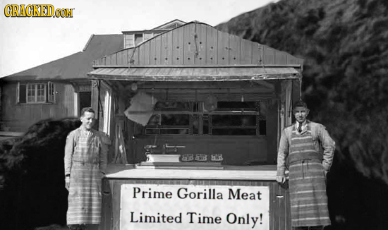 ORACKEDON MAB Prime Gorilla Meat Limited Time Only!