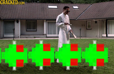 21 Awkward Moments Between Video Game Levels