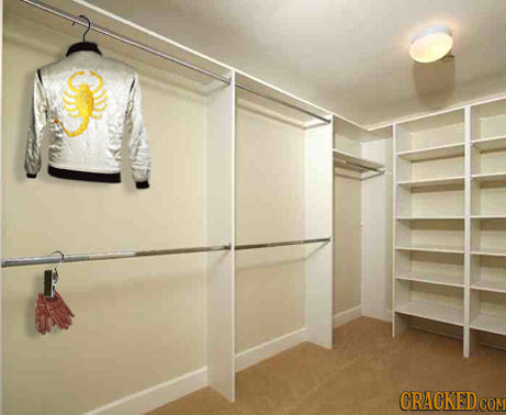 Behind Closed Doors in the Homes of Fictional Characters