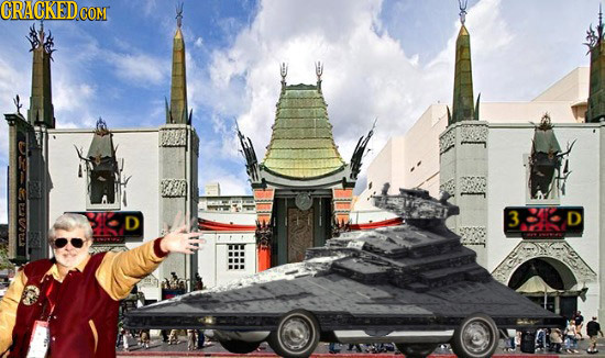 If Every Celebrity Got Their Own Batmobile