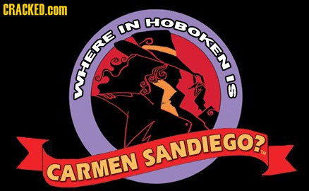 CRACKED.COM ON r WHERD 0 SANDIEGO CARMEN