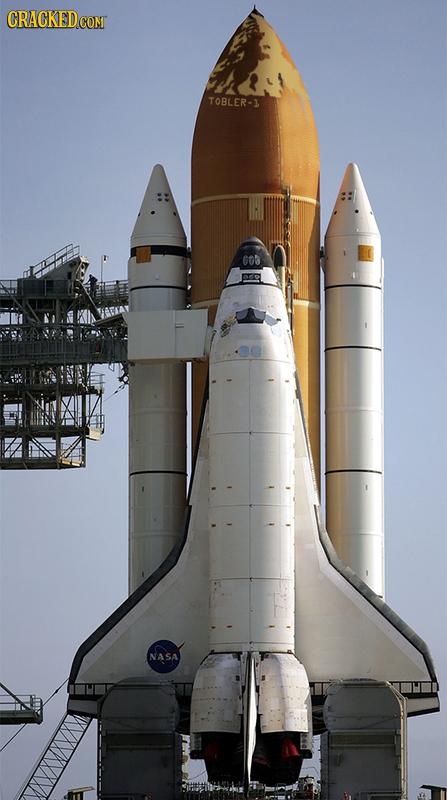 TOBLER-1 NASA