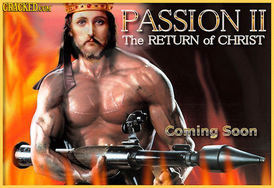 CRAGKEDCOM PASSION II The RETURN of CHRIST Coming Soon