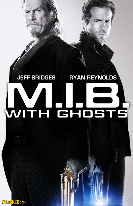 JEFF BRIDGES RYAN REYNOLDS MV.I.B WITH GHOSTS GRACKED.COM
