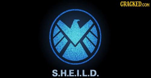 CRACKED.COM K S.H.E.I.L.D.