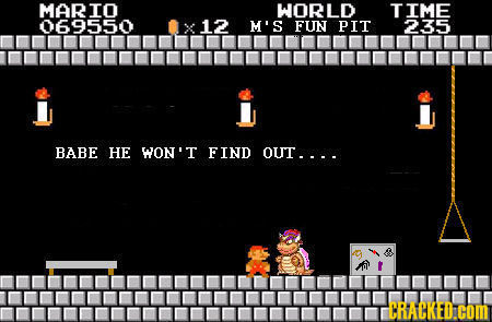 14 Video Game Deleted Scenes That Explain Everything