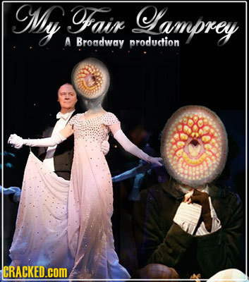 My Fair amprey A Broadway production CRACKED.COM