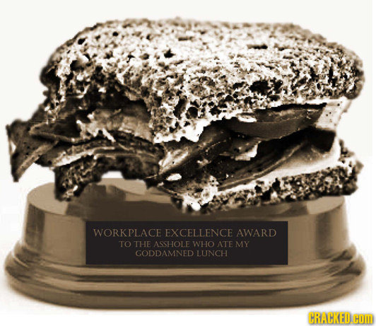 15 Sarcastic Awards For Everyday Life