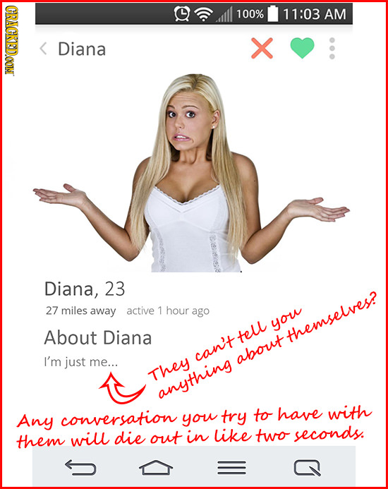 How To Know Which Dating Profiles To Swipe Away From, Fast