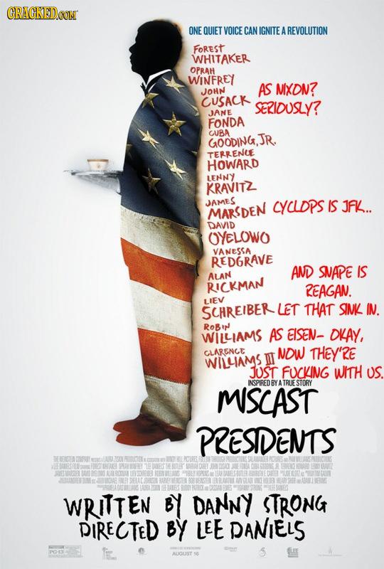 If Movie Titles Were Honest This Year