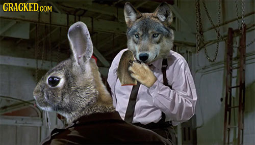 34 Famous Movies That Would Be Better With Animal Actors