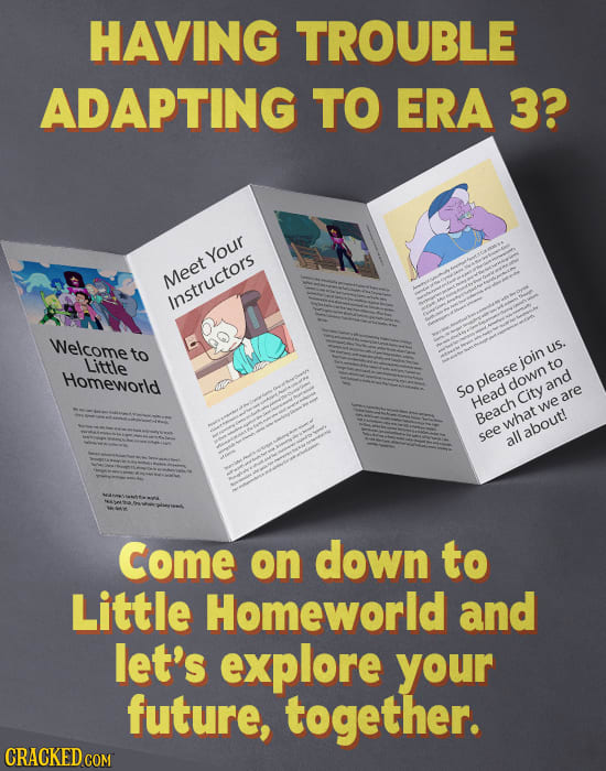 Ads That Probably Show Up In Fictional Universes