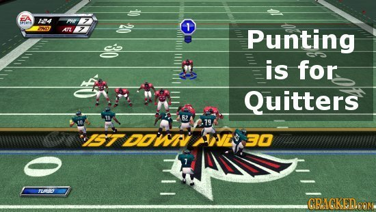 FA 24 PH Prm 1 EWO ATL 7 Punting is for Quitters 62 79 STDOW'IV3O 7AO GRACKEDCON.