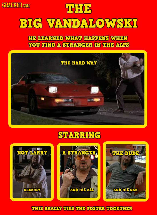 21 Other Movies Going On Inside Famous Ones