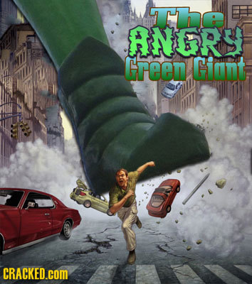 The RNGRS Green Giont CRACKED.cOM