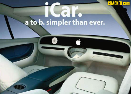 If Everything Was Made By Apple