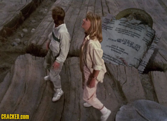 25 R-Rated Scenes Cut from Classic Kids Movies