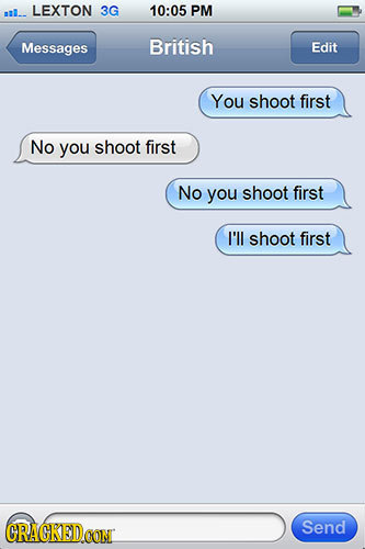 12 Drunk Texts Recovered From Famous Moments in History