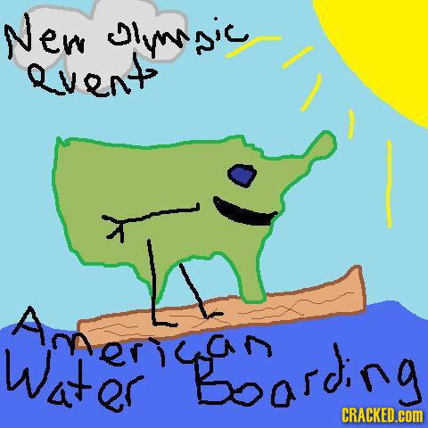 New lm'c Avent A Water Mean er Boardng CRACKED.cOM