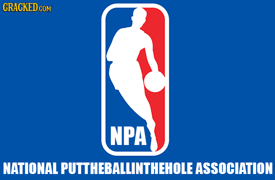 CRACKED COM NPA NATIONAL LPUTTHEBALLINTHEHOLE ASSOCIATION