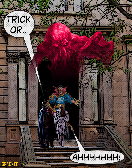 The 20 Biggest Dick Moves Possible By Famous Superheroes