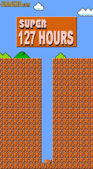 ORACKEDOO CONT SUPCR 127 HOURS