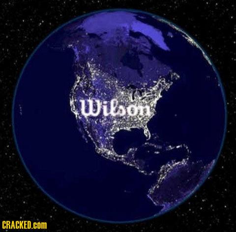 Wilson CRACKED.COM