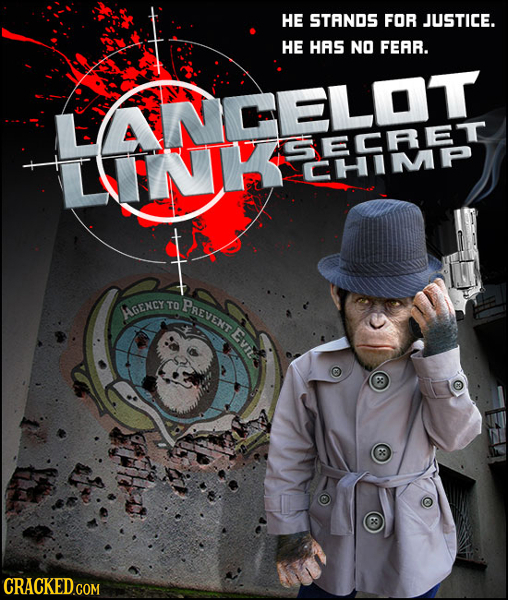 If Every Kids' Show Got a Gritty Live-Action Reboot