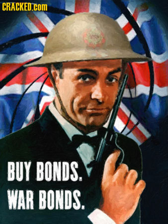 CRACKED.COM BUY BONDS. WAR BONDS.
