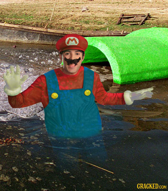 We Turned These Video Games Into (Terrifying) Reality