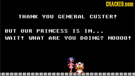 30 Video Game Characters Who'd Suck at Other Games