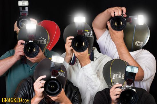 13 Disturbing Ways Celebrities See The World
