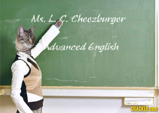 Ms. L. c. Cheezbuvger nduanced English CRACKED.COM