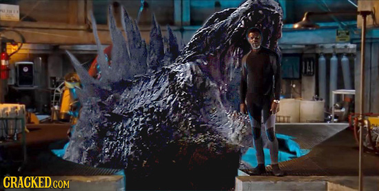 40 Great Movies Made Better by Adding Godzilla
