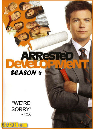 ARRESTED DeVeLOPIeNT SeAson 4 WE'RE SORRY - FOX CRACKED COM