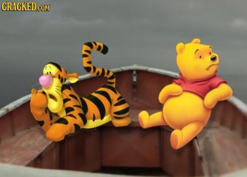 The 25 Darkest Scenes in Movie History (As Disney Cartoons)