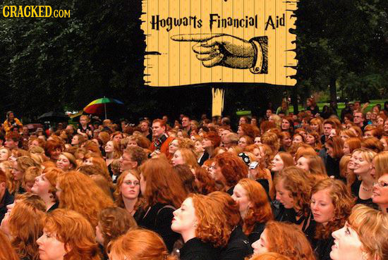 Hogwarts Financial Aid